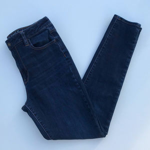Women's American Eagle High Waisted Skinny Jeans